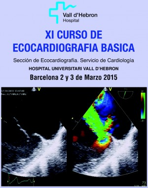 XI Curso de Ecocardiografía Básica
